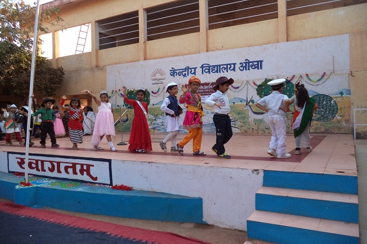 Kendriya Vidyalaya-Republic Day Celebrations