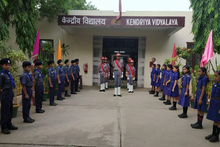 Kendriya Vidyalaya-Annual Inspection