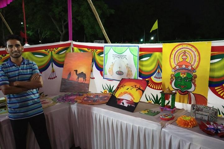 Kendriya Vidyalaya-Creative Corner