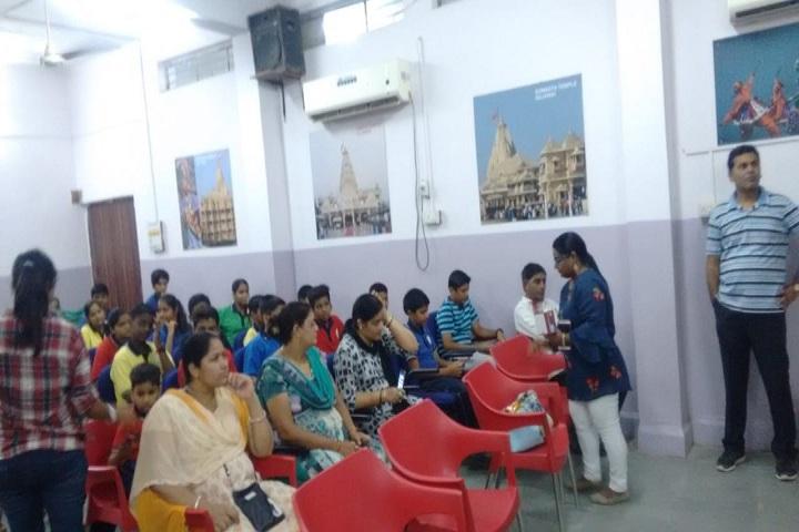 Kendriya Vidyalaya-Parent Meeting