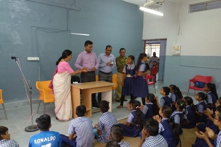 Kendriya Vidyalaya-Visit of Government School Children