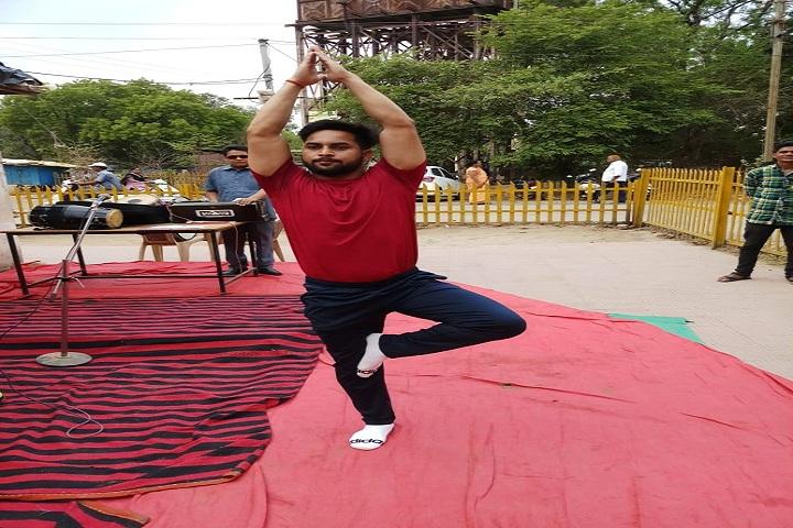 Kendriya Vidyalaya-Dance Class