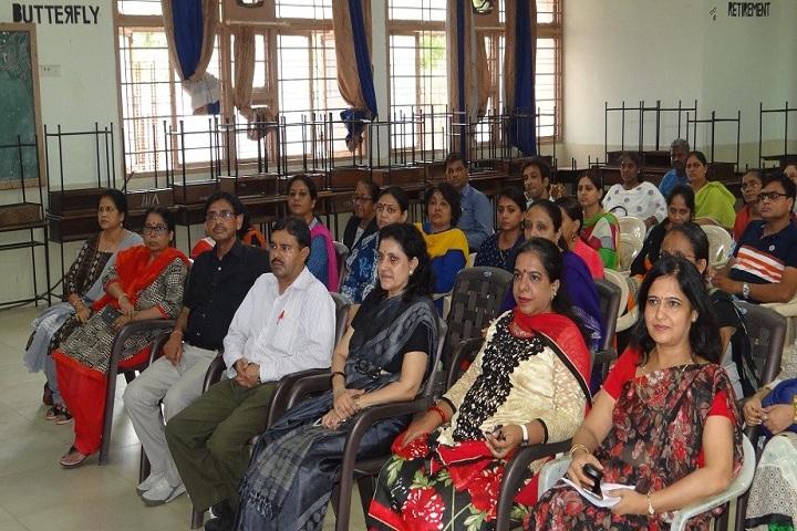Kendriya Vidyalaya-Teachers Workshop