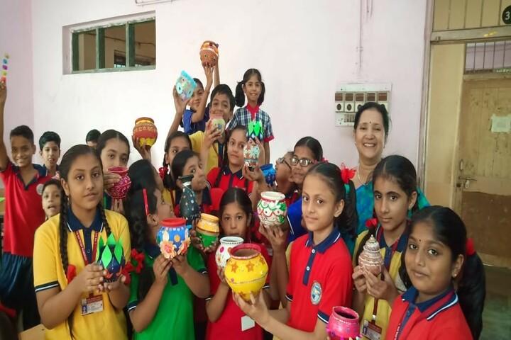 Kendriya Vidyalaya No 1-Classroom Activity
