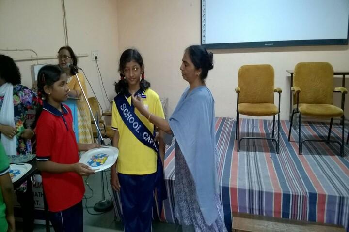 Kendriya Vidyalaya No 1-Investiture Ceremony