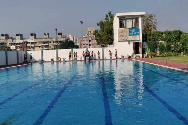 Kendriya Vidyalaya No 1-Swimming Pool
