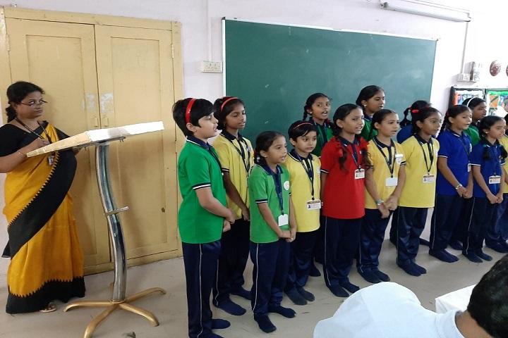 Kendriya Vidyalaya No 1-Group Singing
