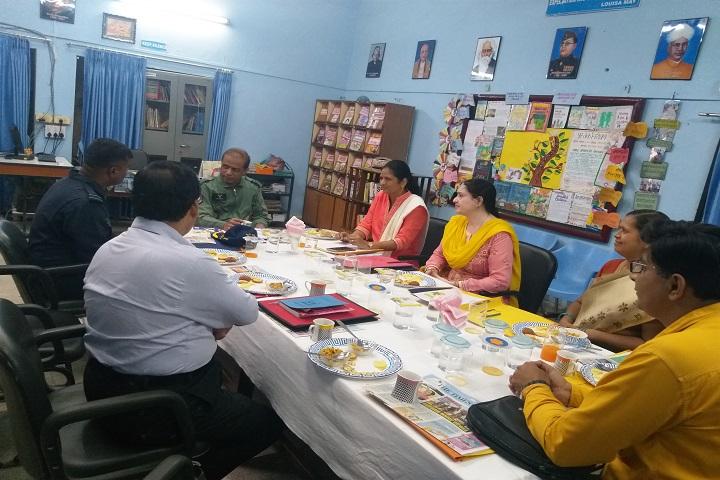 Kendriya Vidyalaya No 1-VMC Meeting