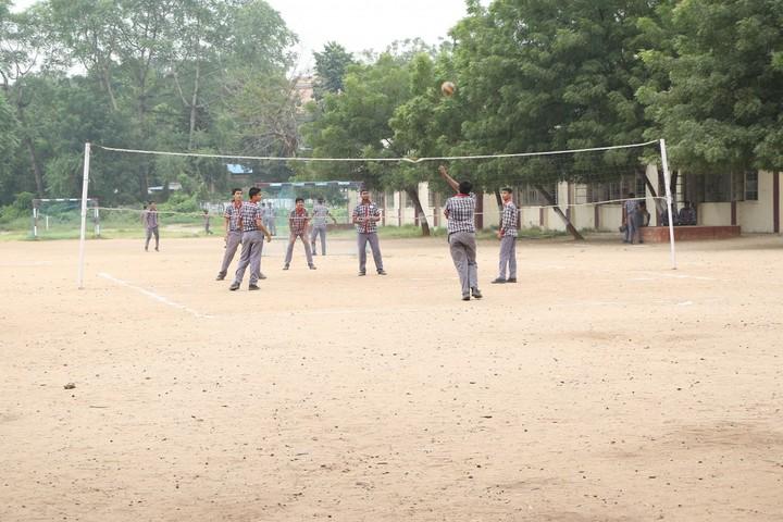 Kendriya Vidyalaya No 2-Sports