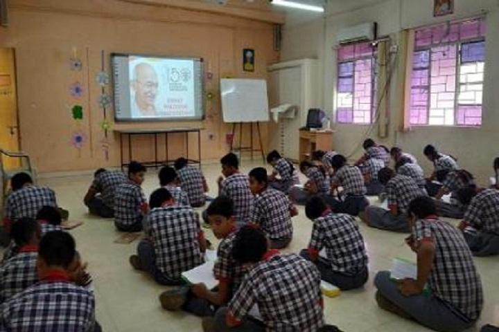 Kendriya Vidyalaya No 2-Smart Class Room