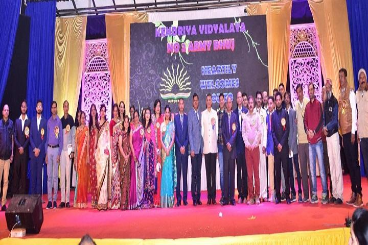 Kendriya Vidyalaya No 2-Staff Group Photo