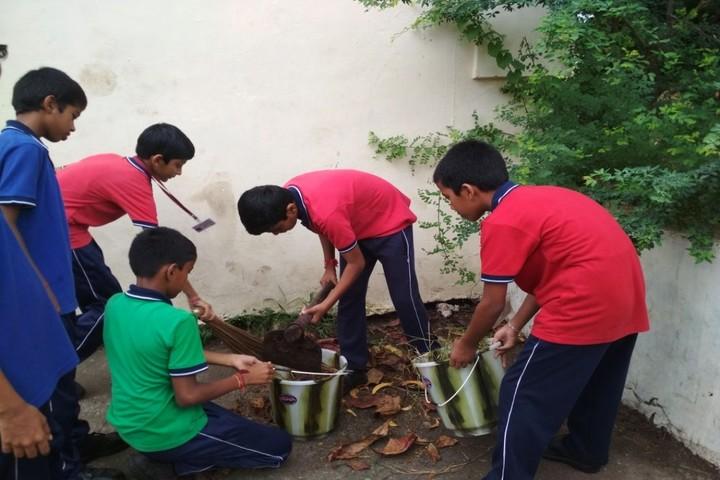 Kendriya Vidyalaya No 2-Swachh Bharat