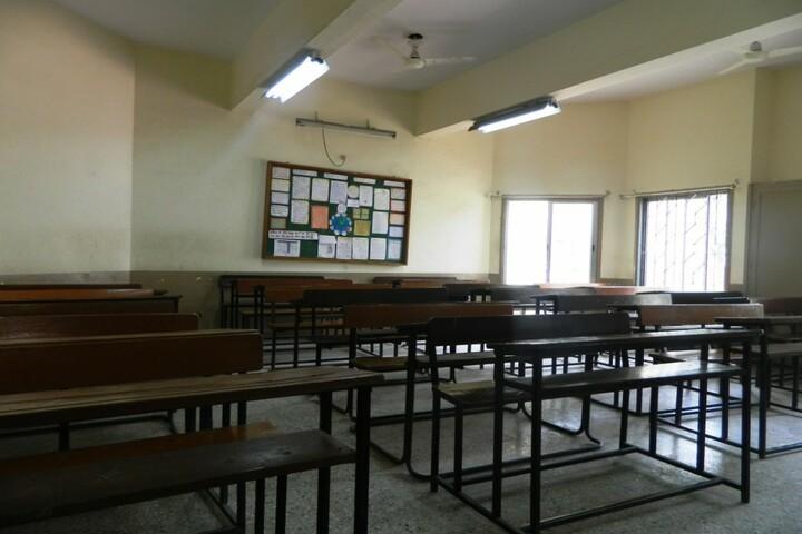 Kendriya Vidyalaya No 3-Classroom
