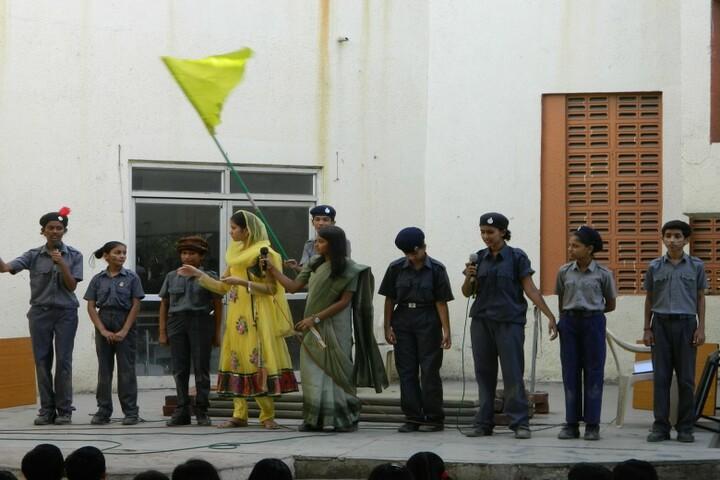 Kendriya Vidyalaya No 3-Drama