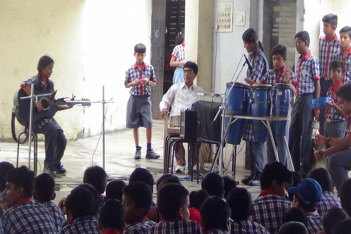 Kendriya Vidyalaya No 3-Music Activity