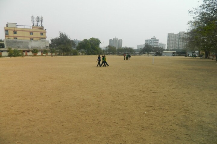 Kendriya Vidyalaya No 3-Play Ground