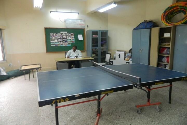 Kendriya Vidyalaya No 3-Sports Room