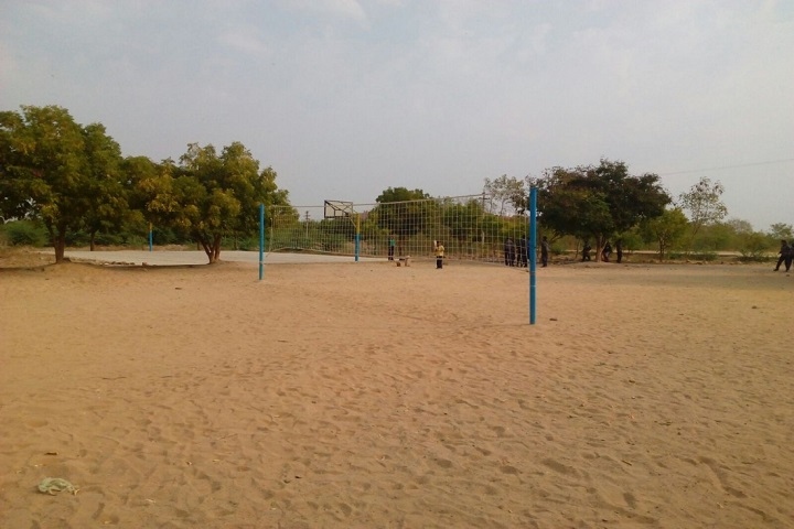 Kendriya Vidyalaya No 1-Ground