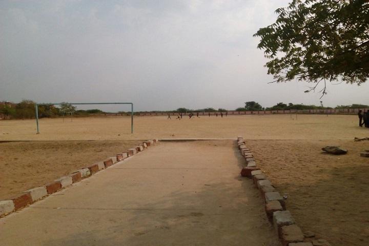 Kendriya Vidyalaya No 1-Play Ground