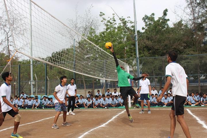 Kokilaben Dhirubhai Ambani Saraswati Vidya Mandir-Games