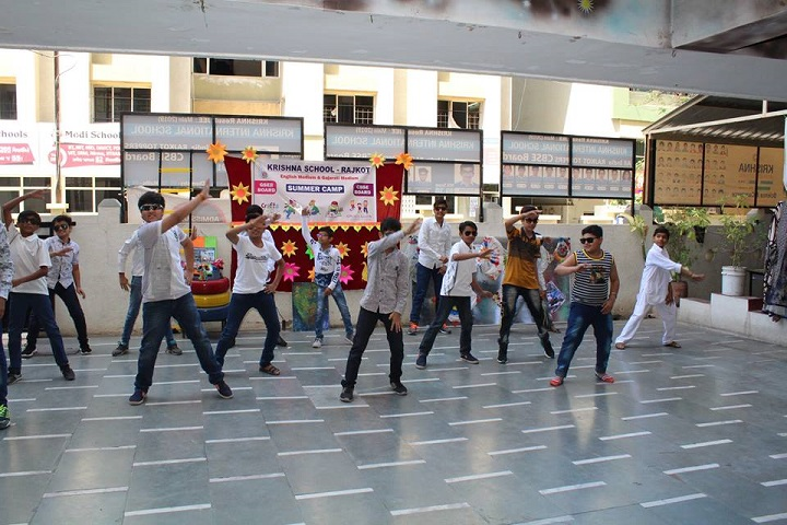 Krishna International School-Annual Day