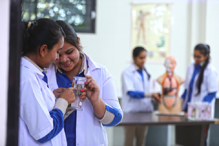 Krishna International School-Biology-Lab