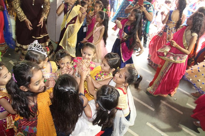 Krishna International School-Festivals