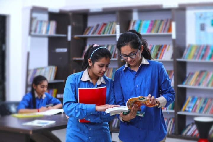 Krishna International School-Library