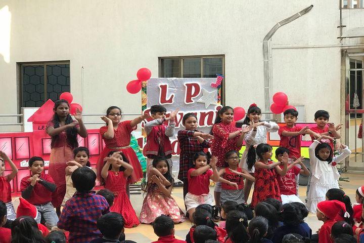 L P Savani Academy-Red day