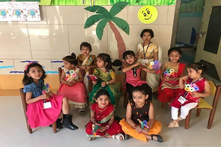 L P Savani Academy-Kids