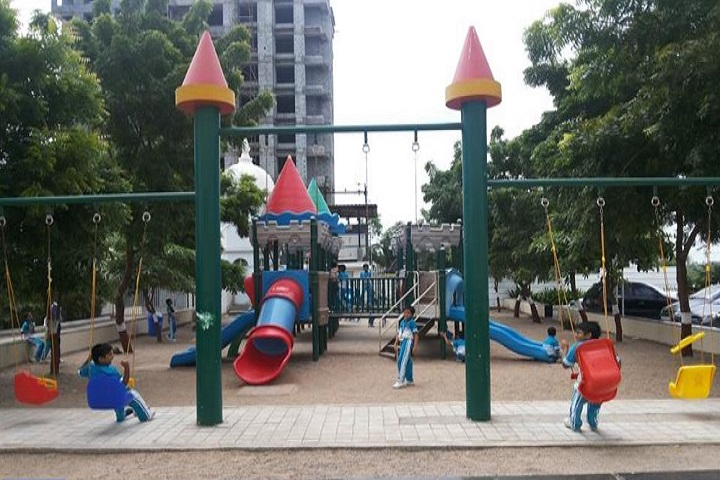 L P Savani International School-Kindergarten