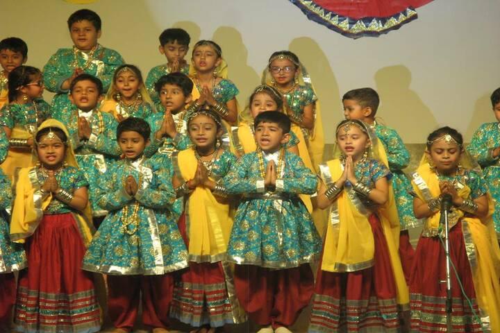Lakshaya International School-Annual day
