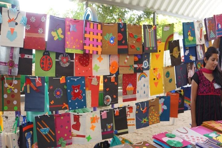 Lakshaya International School-Exhibition