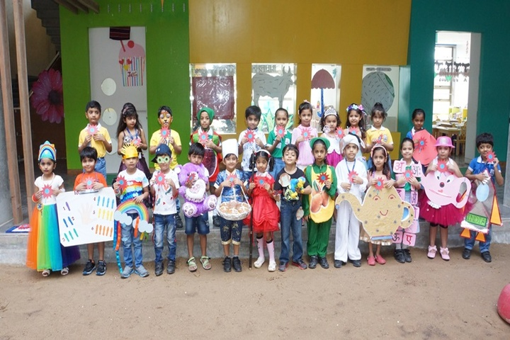 Lakshaya International School-Fancy Dress