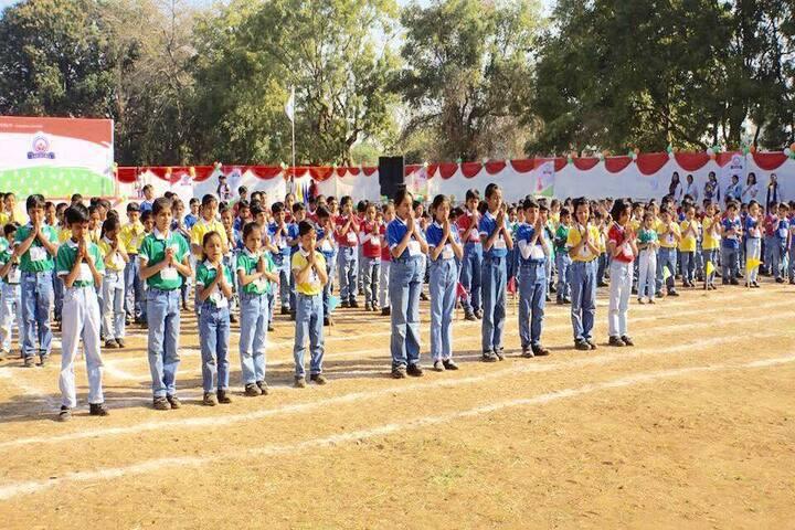 Lakshaya International School-Sports day