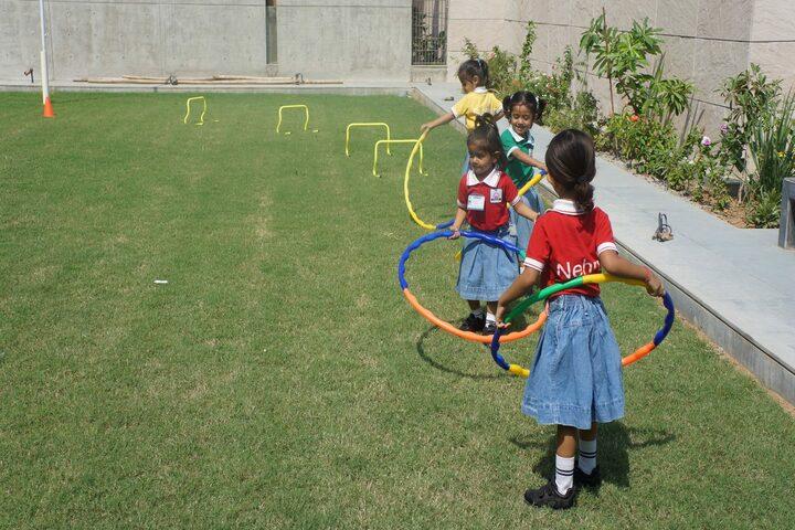 Lakshaya International School-Games