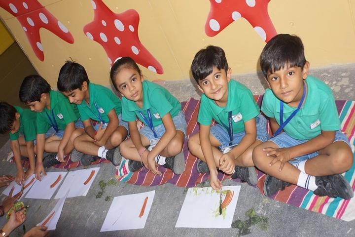 Lakshaya International School-Students