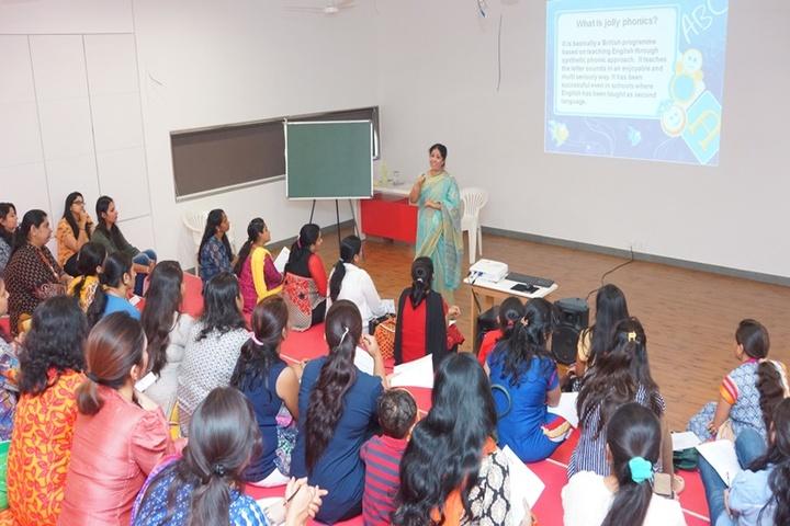 Lakshaya International School-Workshop