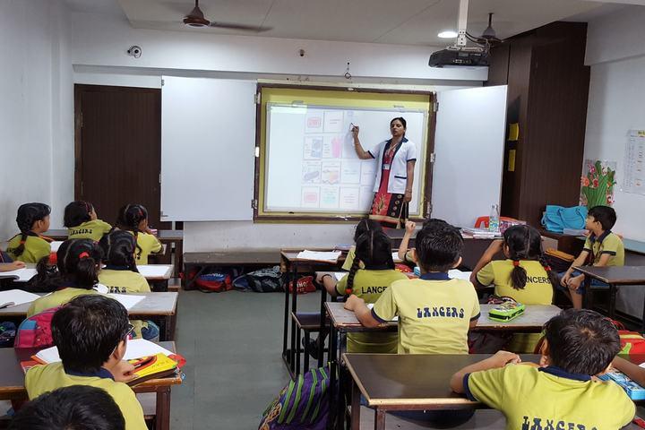 Lancers Army School-Classroom