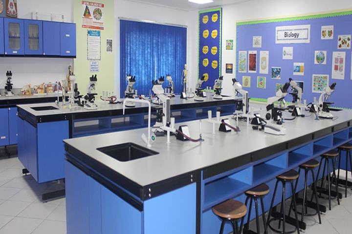 Lancers Army School-Laboratory
