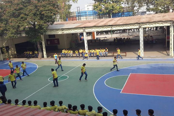 Lancers Army School-Sports