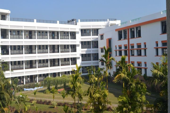 Laxmi International School-Campus view