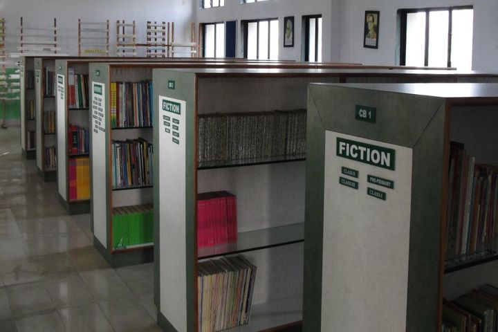 Laxmi International School-Library