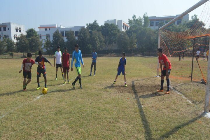 Laxmi International School-Sports