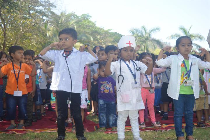 Laxmi International School-Kids