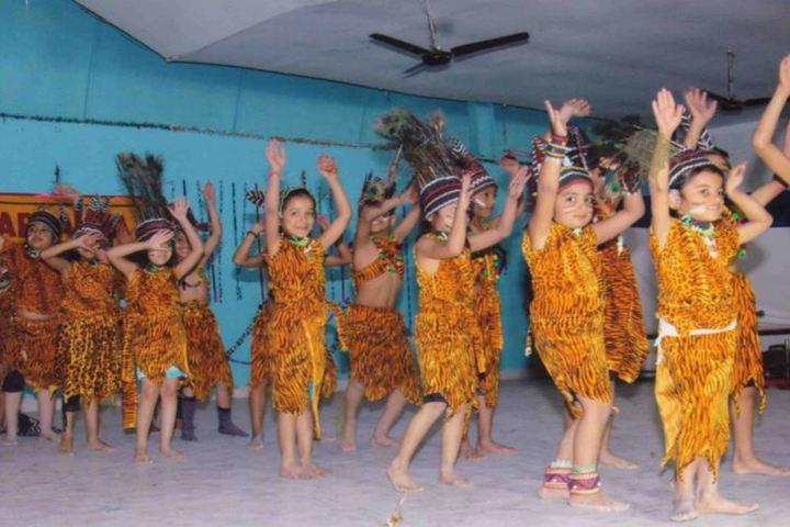 Mahapragya Vidya Niketan-Annual day