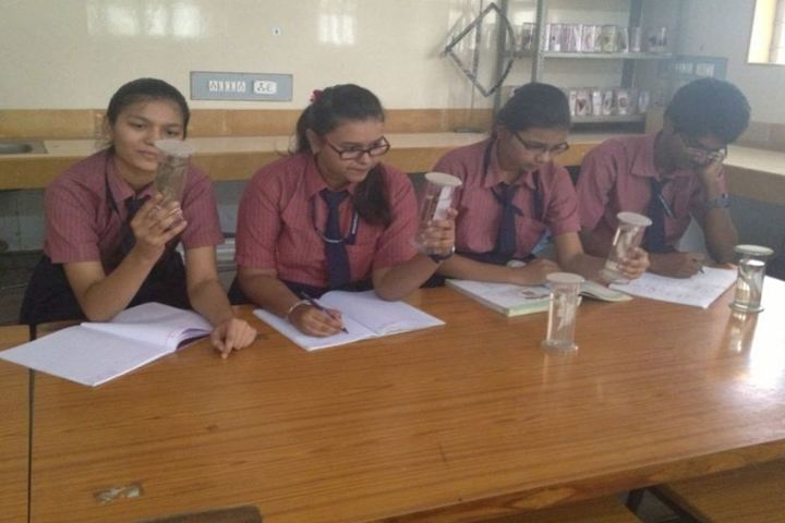 Mahapragya Vidya Niketan-Laboratory