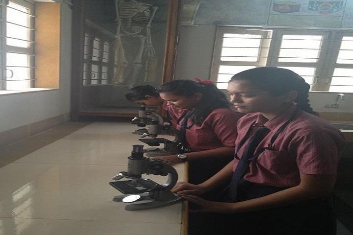 Mahapragya Vidya Niketan-Biology Lab