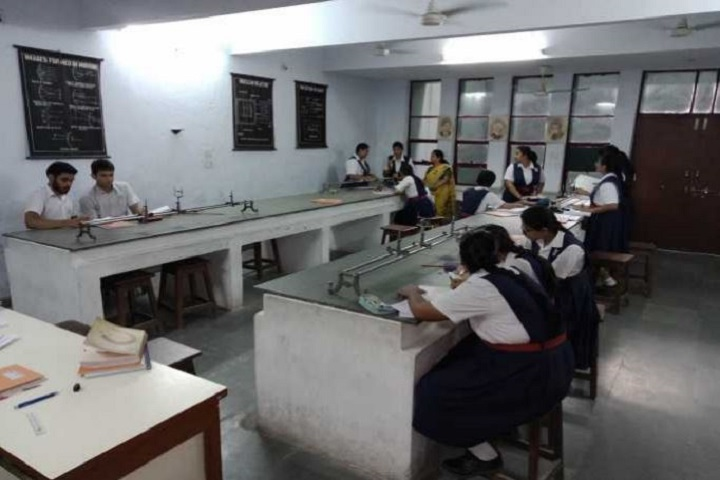 Maharaja Agrasan Vidyalaya-Physics-Lab