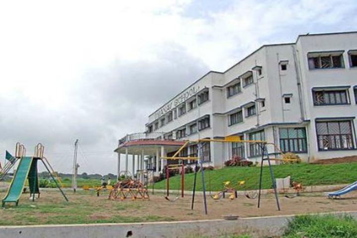 Manav School-Play area